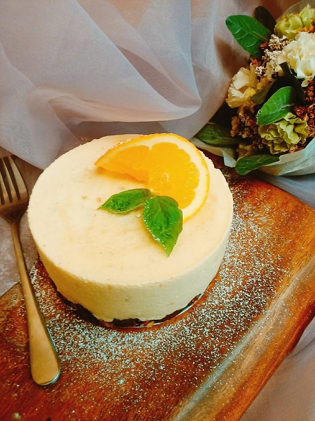大阪 江坂 料理・天然酵母パン・ケーキ教室 | 特別レッスン ザクザク木の実のオレンジシブースト
