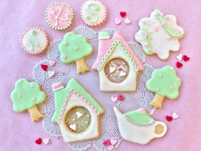 大阪 江坂 料理・天然酵母パン・ケーキ教室 | ステンドグラスクッキー