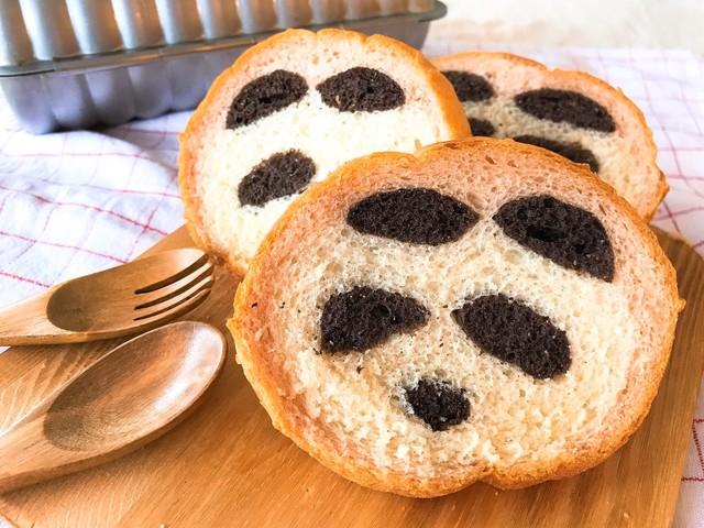 大阪 江坂 料理・天然酵母パン・ケーキ教室 | 特別レッスン 切っても切ってもパンダパン