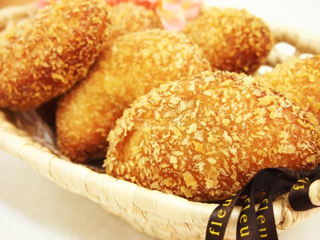 大阪 江坂 料理・天然酵母パン・ケーキ教室 | 復活レッスン カレーパン