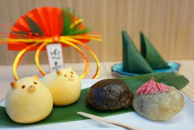 大阪 江坂 料理・天然酵母パン・ケーキ教室 | 特別レッスン 生麩&卵まんじゅう