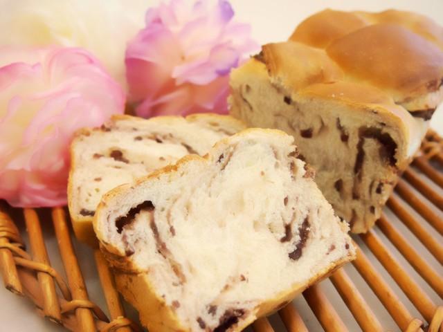大阪 江坂 料理・天然酵母パン・ケーキ教室 | 復活レッスン あん食パン