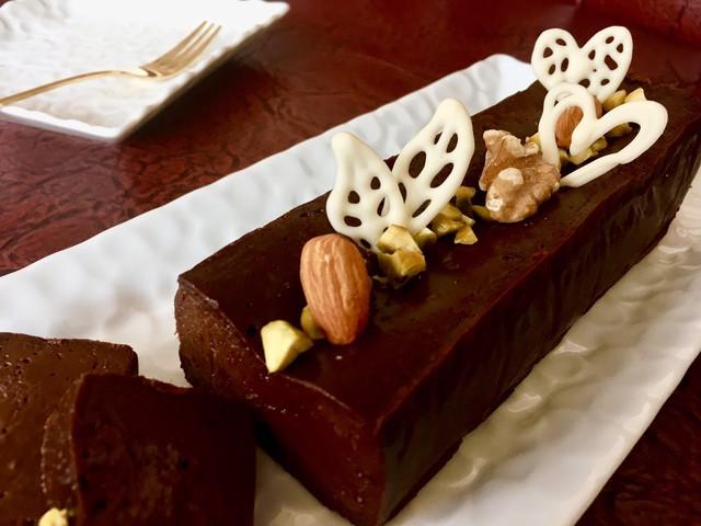 大阪 江坂 料理・天然酵母パン・ケーキ教室 | バレンタインイベント ショコラテリーヌ
