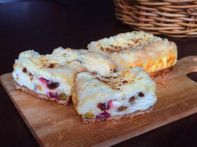 大阪 江坂 料理・天然酵母パン・ケーキ教室 | 復活レッスン ベイクドチーズケーキ