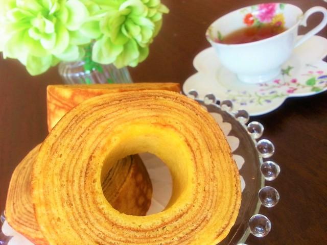大阪 江坂 料理・天然酵母パン・ケーキ教室 | 特別レッスン バームクーヘン