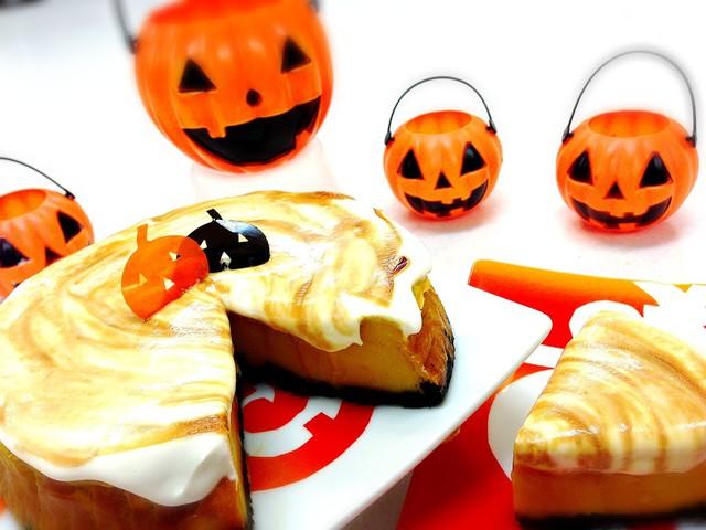 大阪 江坂 料理・天然酵母パン・ケーキ教室 | 復活レッスン かぼちゃのケーキ