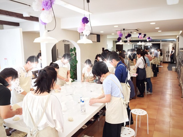 大阪 江坂 料理・天然酵母パン・ケーキ教室 | 婚活Kitchen♪
