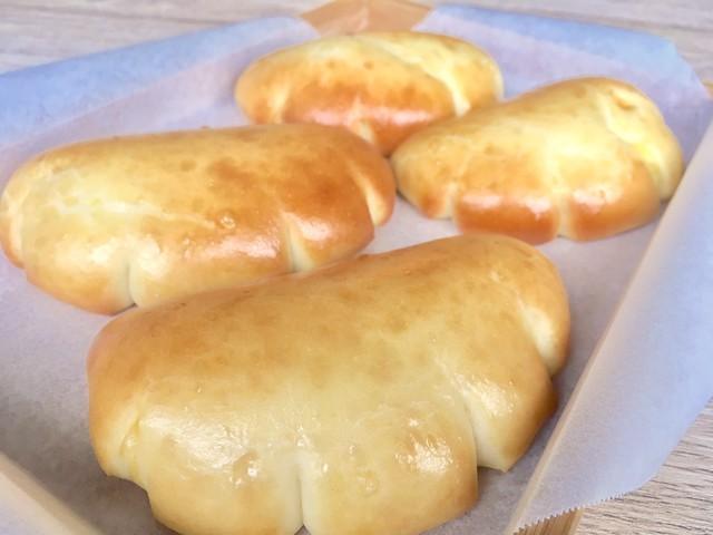 大阪 江坂 料理・天然酵母パン・ケーキ教室 | 復活レッスン NEWクリームパン