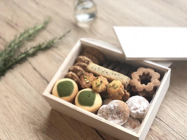 大阪 江坂 料理・天然酵母パン・ケーキ教室 | クッキーアソートBOX イベント