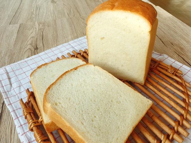 大阪 江坂 料理・天然酵母パン・ケーキ教室 | 復活レッスン 新 食パン